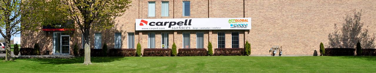 Carpell Surfaces, Rue Vadnais, Granby, Qc