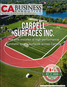 Best of Canada 2015 - CA Business Executive