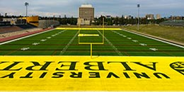 Foote Field, University of Alberta
