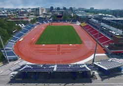 York Lions Stadium, Les Jeux Pan Am Toronto 2015
