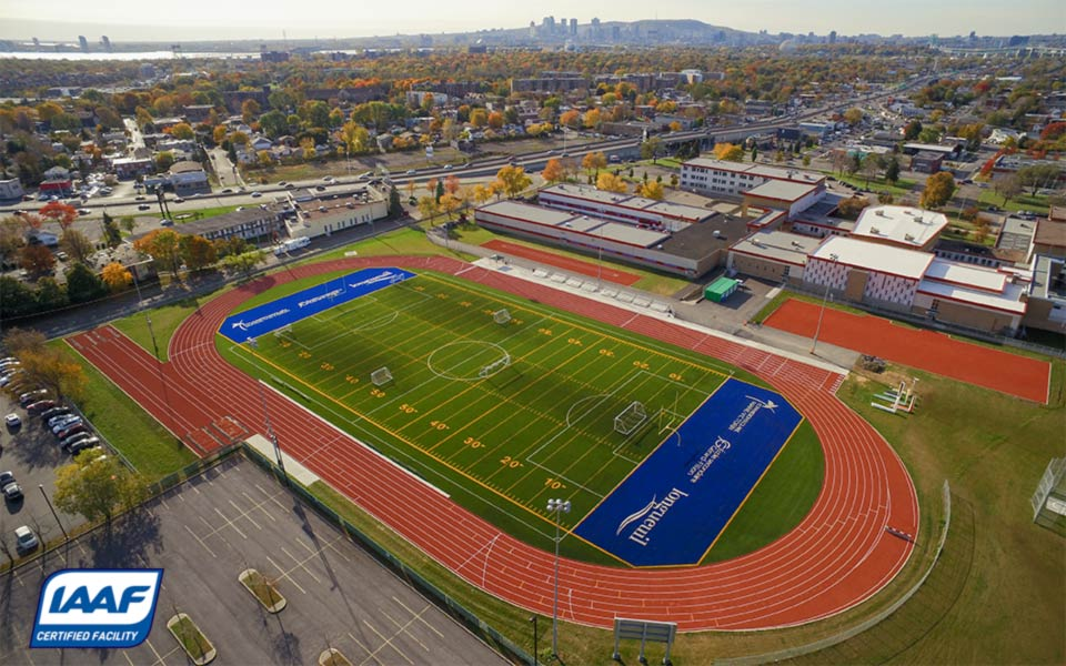 Gerard Fillion secondary school, Longueuil, Que, Canada