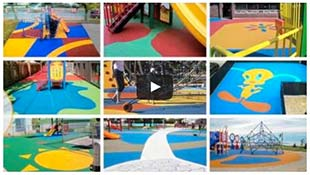 Carpell Surfaces Playgrounds